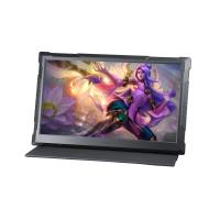 Buy cheap Compact StructureTravel PS4 Portable Monitor With Type C Video And Data Transmission product