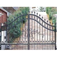Buy cheap School / Park Contemporary Iron Gates Eco Friendly Rodent Proof 2m Height product