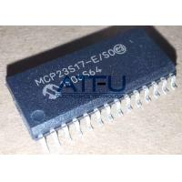 Buy cheap I/O Expander Circuit Board Chip MCP23S17-E/SO 16 Bit With High Speed SPI Interface product