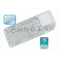 China Ultra Mini Full-Function Wireless Keyboard with Touchpad & Laser Pointer  -ZW-51006(MWK01) on sale