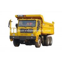 Buy cheap Rated load 60 tons Off road Mining Dump Truck Tipper  306kW engine power drive 6x4 with 34m3 body cargo Volume product
