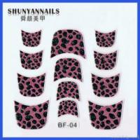 Buy cheap Nail Sticker For Beauty Nail product