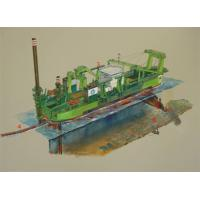 Buy cheap Yh-18inch Cutter Suction Dredger product