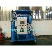 Buy cheap Portable Transformer Oil Filtration Device,Mobile Small Insulation Oil Dewatering Dehydraion Degasifier Unit,supplier product