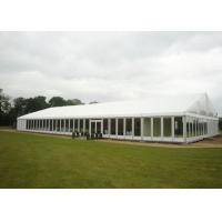 Buy cheap 1000 People White PVC Canopy Marquee Party Tent for Romantic Wedding from Wholesalers