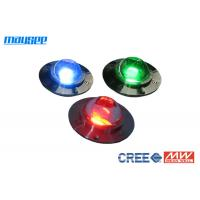 Buy cheap Surface Mounted LED Color Changing Pool Light 54w With COB Epistar Chip product