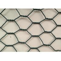 Buy cheap PVC Coated Gabion Reno Mattress , Gabion Wire Mesh For Seaport Engineering product