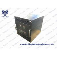 Buy cheap 12Bands High Power Full Frequency All Cell Phone Jammer and Customize frequency 20-3000MHz Jammer product