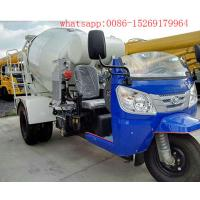 Buy cheap chinese 28-32hp 5 wheel 2m3 mini cement mixer truck product