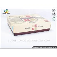 Buy cheap Eco Friendly Bakery Packaging Boxes , Paper Takeaway Boxes Rectangle With Drawer product