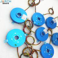 China Military pcb slipring pancake slip ring for air to air missiles on sale