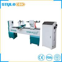 Buy cheap CNC wood lathe machine for bed legs, chair legs, stair handrail product
