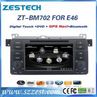 Buy cheap ZESTECH car audio for bmw e46 3 series car audio with dvd GPS Bluetooth FM AM product