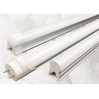 Buy cheap 18W T8 LED Tube Light Fixtures 4ft 5ft 2700K - 6500K Color Temperature product