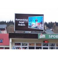 Buy cheap P10 Smd Outdoor Led Billboard Screen Waterproof With Fixed Installation product