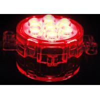 Buy cheap Multifunction DMX  Pixel Led Light , 50mm Led Lights DC24V 5cm Color Changeable product