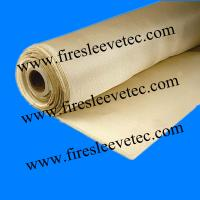 China Woven silica textile blanket on sale