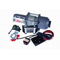 Buy cheap 4500lbs UTILITY Electric Winch (12/24V) H4500 product