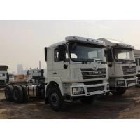 Buy cheap 420hp 10 Wheeler 6x4 Prime Mover Truck With 50-80 Tons Towing Capacity product