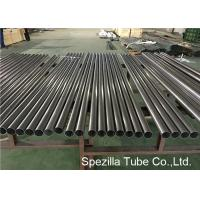 Buy cheap Duplex Welded Steel Pipe ASTM A789 UNS S31803 Bright Annealed Stainless Steel Tube from Wholesalers