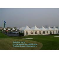 Buy cheap 3-10m Gazebo Pagoda Marquee Garden Party Gazebo For Reception in Exhibition product