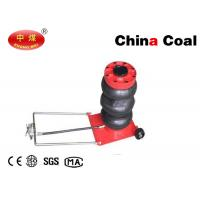 Buy cheap CE Approved Industrial Lifting Equipment SPT-33102 1.8T Air Jack 435mm Max Height product