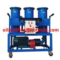 Buy cheap Low price oil purifier machine,  Portable Industrial Used Lube Oil Purification Machine, Oil Filtration Unit Suppliers product