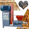 Buy cheap Rice husk briquette machine wood briquette machine wood sawdust briquette maker from wholesalers