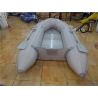Buy cheap 4 Person Green Kayak Pvc Inflatable Boat For Fishing Customized Color product