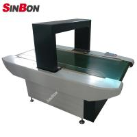 Buy cheap SINBON Best conveyor needle inspection machine automatic needle finder product