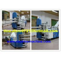 Buy cheap Facial Tissue Napkin Making Machine / Paper Product Making Machine product