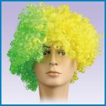 Buy cheap Brazil football fans wigs product