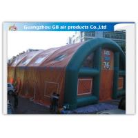 Buy cheap Outdoor Inflatable Army Tent Inflatable Portable Military Shelter With Same Air Chamber from Wholesalers