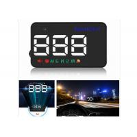 Buy cheap 3.5 Inch Audi A5 Mini Head Up Display A5 GPS LED HUD Display Speed Compass product
