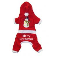 China Christmas Pet Clothes on sale