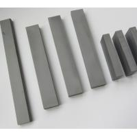 Buy cheap K10 K20 K30 Cemented Tungsten Carbide Strips For Cutting Tools Customized Size product
