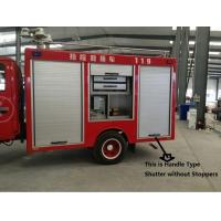 Buy cheap Aluminum Alloy Industrial Motorized Automatic Overhead Roller Shutter Door product