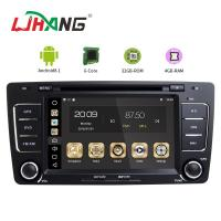Buy cheap 7 Inch Touch Screen Volkswagen DVD Player AM FM Radio And GPS Navigation product