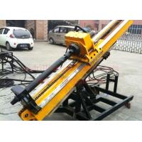Buy cheap Rotary Anchor Engineering Drilling Rig Diesel Engine / Electric Motor Powered product