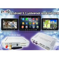 Buy cheap Android 5.1 Support TMC Universal Android Navigation Device for  DVD Player product