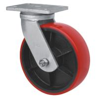 Buy cheap iron cast pu caster,Pu on iron caster,heavy duty caster product