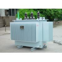 Buy cheap Full Sealed Outdoor Three Phase Power Transformers , 20kv Oil Filled Transformer product