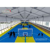 Buy cheap Water Proof Temporary Sport Event Tents Fabric Shade Structures With 10m Height from Wholesalers
