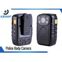 Wireless Infrared Wearable Body Cameras For Police Officers HDMI 1.3 Port