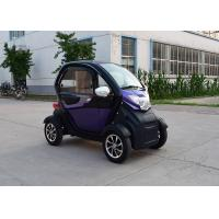 Buy cheap 72 V 1000 W  Mini Electric Car Fashion Color With 1 Passenger Seat product