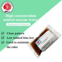 Buy cheap surfactants textile agent denim fabrics stone washing neutral industrial enzyme product