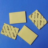 Buy cheap Yellow High Dielectric Strength Thermal Conductive Pad 3.0W/mK For Telecommunication Hardware silicone pad -50 to 200℃ product