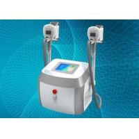 Buy cheap Portable Cryolipolysis Frozen Slimming machine with two Cryolipolysis Handles for beauty product