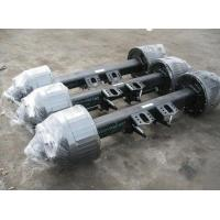 Buy cheap 3 axle container trailer axle Kenya from Wholesalers