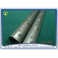 Buy cheap Textile Machinery Accessories Anodizing Aluminum Extrusion Profiles For Rolling Shaft product